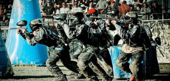 Open Game – Paintball – Carei – 25 August!