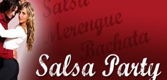Loga Dance School – Salsa Party Nr.85!