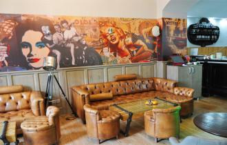 Star Caffe Bar Restaurant Terasa