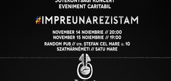 Concert caritabil pentru victimele #Colectiv, 14-15 Noiembrie, la Random Pub!