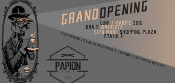 Papion Cafe Grand Opening!