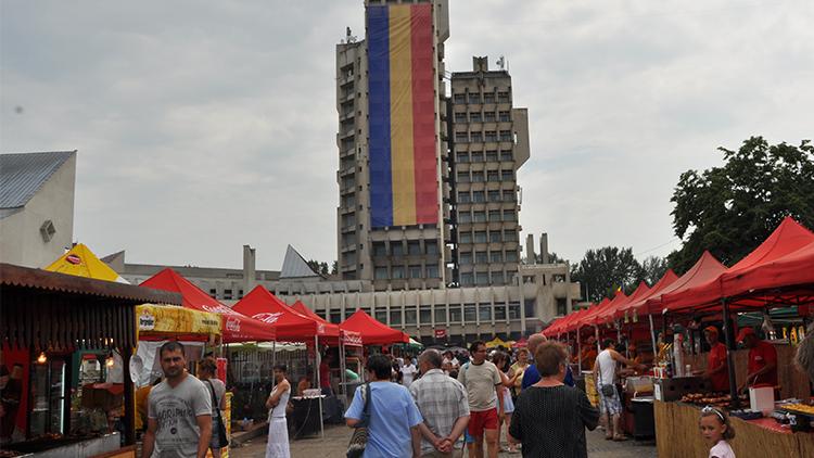 Zilele jdetului Satu Mare 2017