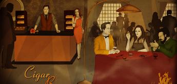 Next level pentru evenimentul tău, doar cu Cigar Bar – finețe și unicitate